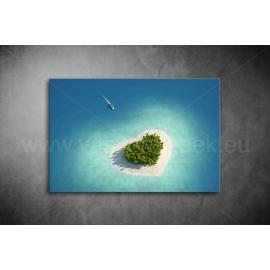 Óceán Szíve Poszter 040