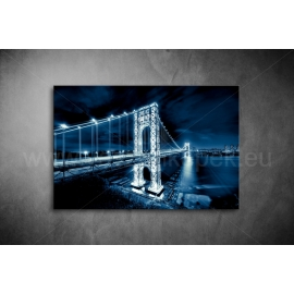 Manhattan Bridge Poszter 016