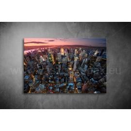New York Városkép Poszter 021
