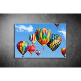 Hőlégballon Poszter 011
