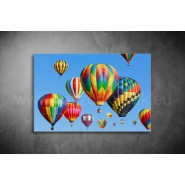Hőlégballon Poszter 012