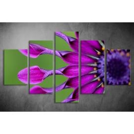 Többrészes Virág poszter 034 - (választható formák)