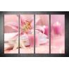 Többrészes Rózsaszín poszter 035 - (választható formák)