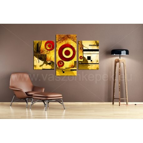 Többrészes festmény poszter (választható formák)