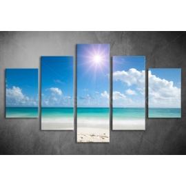 Többrészes Óceán poszter 049 - (választható formák)