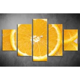 Többrészes Narancs poszter 005 - (választható formák)