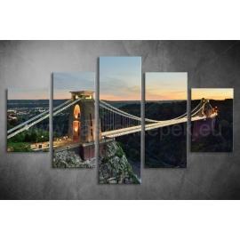 Többrészes Híd poszter 005 - (választható formák)