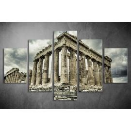 Többrészes Parthenon poszter 012 - (választható formák)