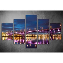 Többrészes Híd poszter 014 - (választható formák)