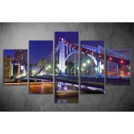 Többrészes Híd poszter 026 - (választható formák)