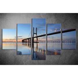 Többrészes Híd poszter 028 - (választható formák)