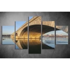 Többrészes Híd poszter 001 - (választható formák)