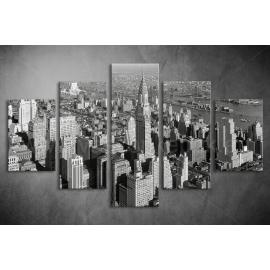 Többrészes New York poszter 041 - (választható formák)
