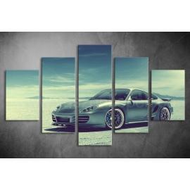 Többrészes Porsche poszter 011 - (választható formák)